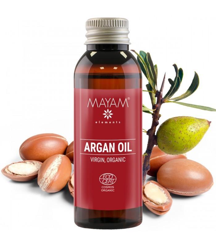 Argánový olej, panenský BIO