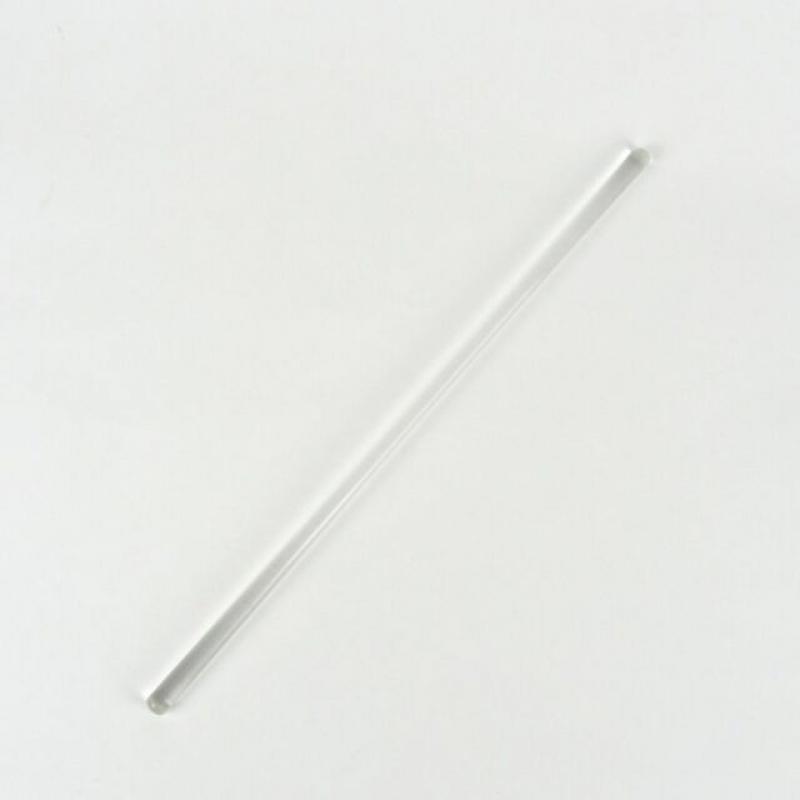 Sklenená miešacia tyč