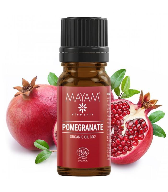 Granátové jablko olej BIO