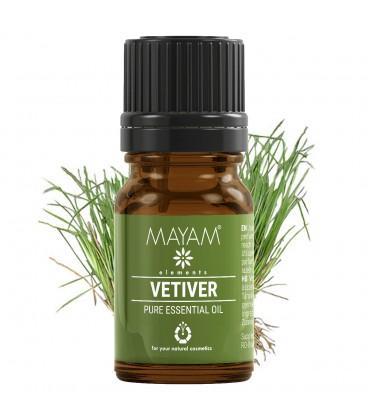 Vetiver esenciálny olej