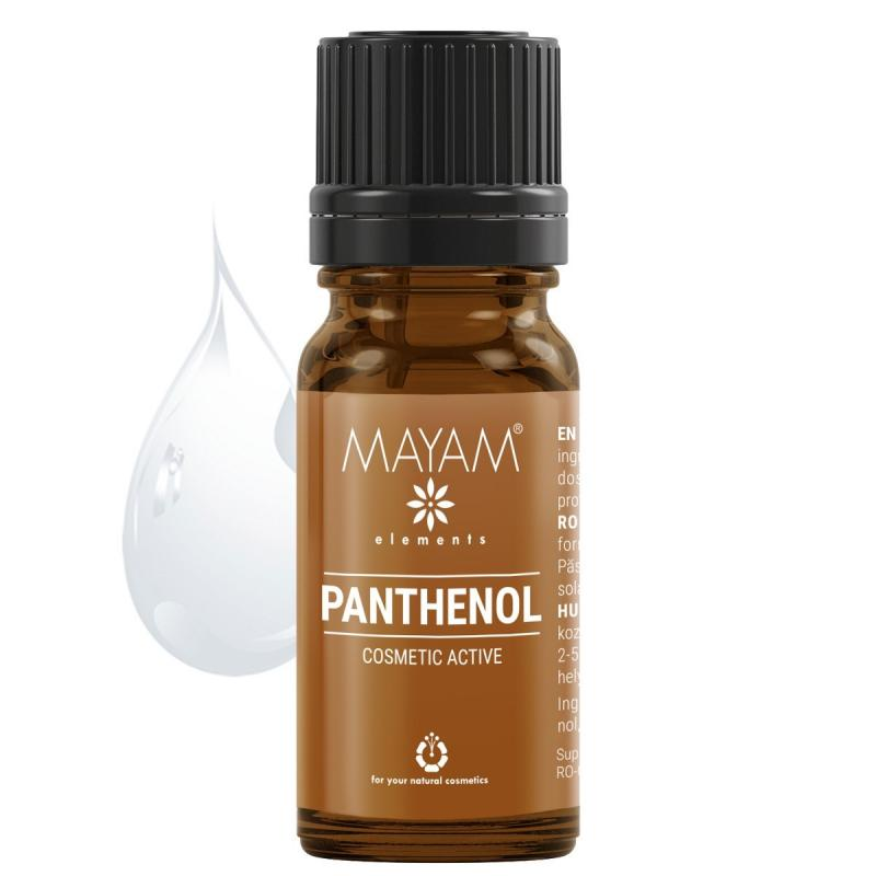 Panthenol Provitamín B5 do kozmetiky
