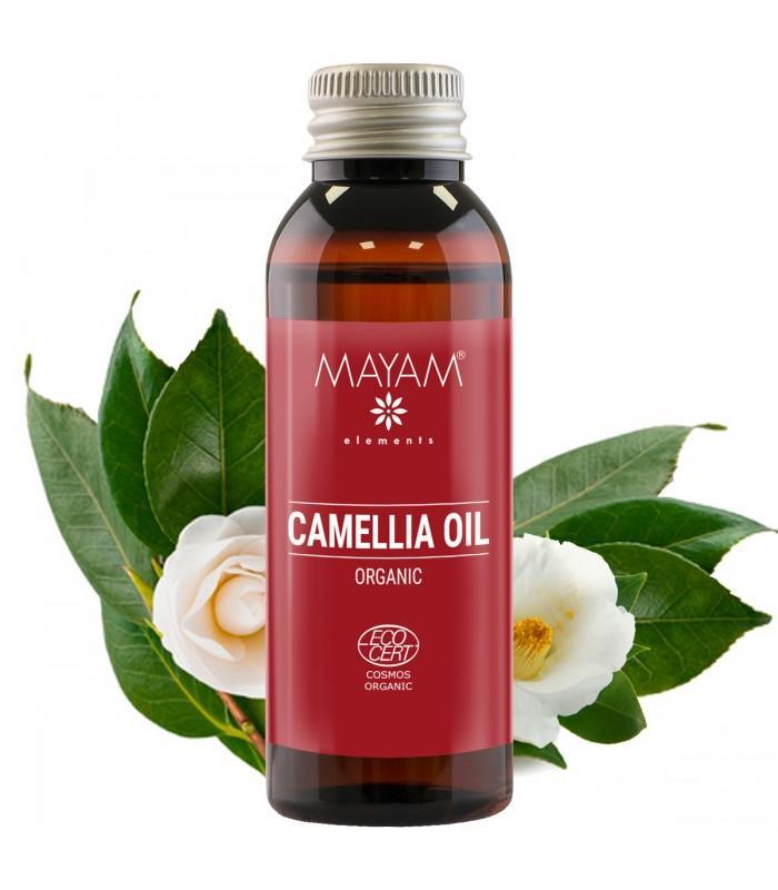 Kaméliový olej BIO