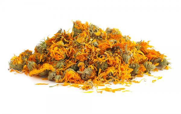 Sušené kvety nechtíka - sypané