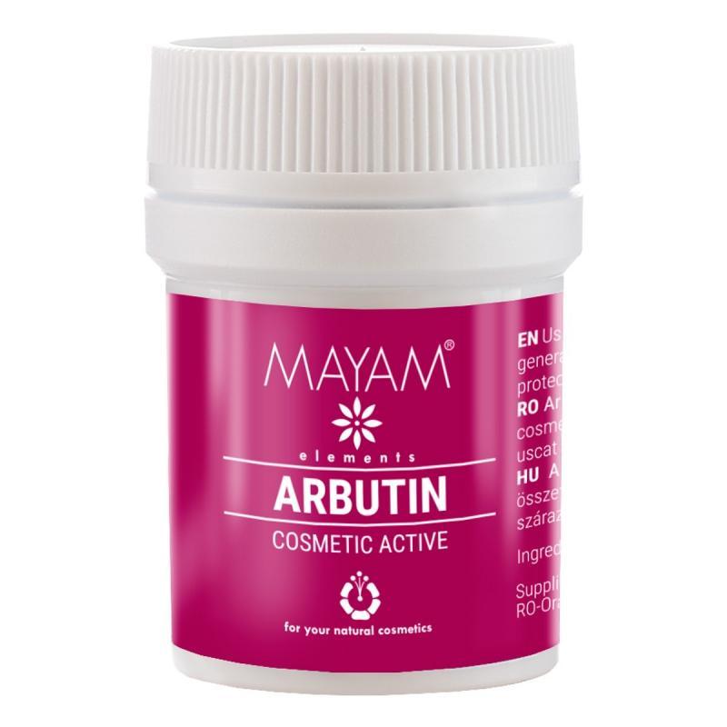 Arbutín na výrobu kozmetiky