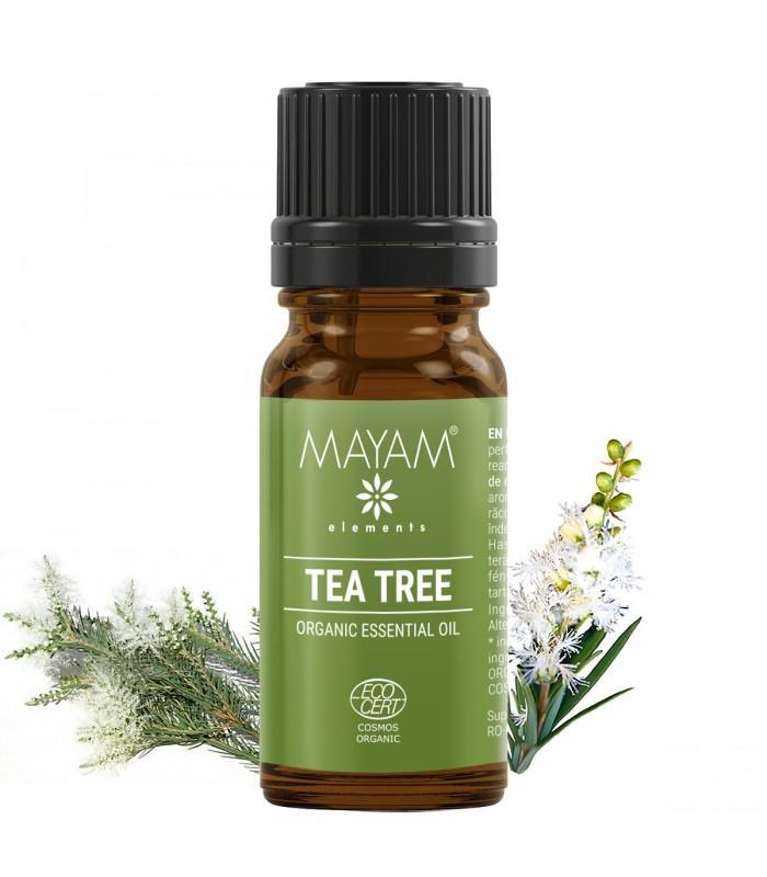 Čajovníkový esenciálny olej, Tea Tree, Bio