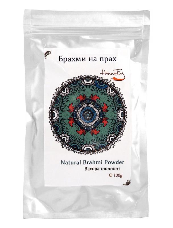 Prírodný prášok brahmi 100 g